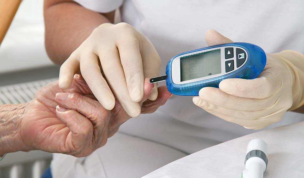 Diabetes Management in Aged Care Facilities